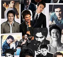 Ian Somerhalder by dobaxdesign