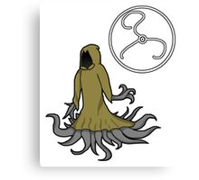 Hastur, The Unspeakable. Canvas Print