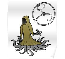 Hastur, The Unspeakable. Poster