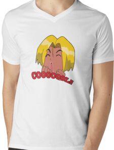 James Cool Mens V-Neck T-Shirt