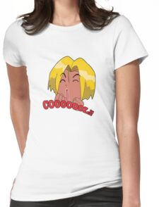 James Cool Womens Fitted T-Shirt