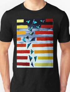 Escaping through the Barriers T-Shirt