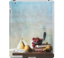 Autumn Pleasures iPad Case/Skin