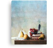 Autumn Pleasures Canvas Print