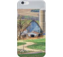 Springtime on the Farm iPhone Case/Skin
