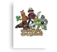 Guardians of the Gymnasiums Canvas Print