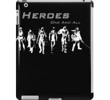Heroes Landscape (Light) iPad Case/Skin