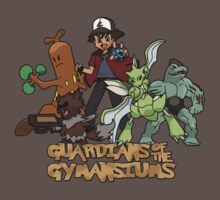 Guardians of the Gymnasiums by CineBuzz