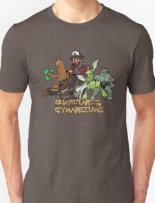 Guardians of the Gymnasiums Unisex T-Shirt