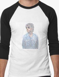 CHIEF KEEF WORD GRAM Men's Baseball ¾ T-Shirt