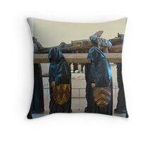 Dead Of Knight Throw Pillow