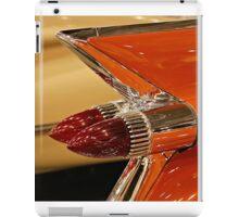 1959 Cadillac Convertible Tail Fin iPad Case/Skin