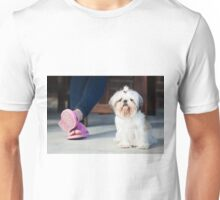 Shih tzu pet Unisex T-Shirt
