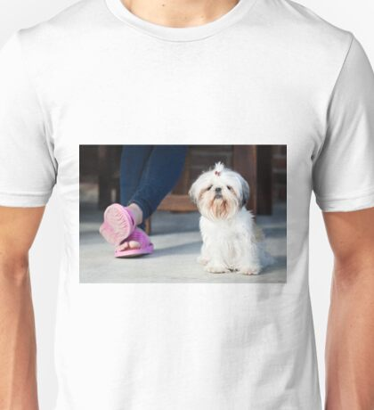 Shih tzu pet Unisex T-Shirt