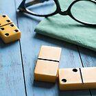 Vintage Game by Colleen Farrell