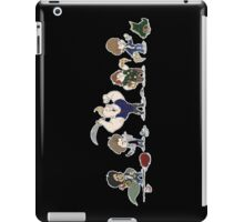 Never Say Die!! iPad Case/Skin