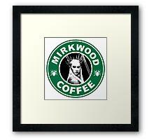 Mirkwood Coffee Framed Print