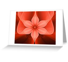 Wild and Delicate Greeting Card