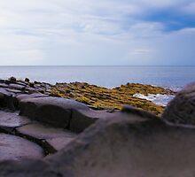 Fionn mac Cumhaill's Stepping Stones by wilsonqc