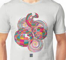 """Deconstructing the Wireframe Mesh""© Unisex T-Shirt"