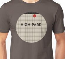 HIGH PARK Subway Station Unisex T-Shirt