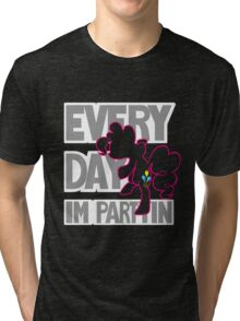 Every Day I'm Partyin Tri-blend T-Shirt