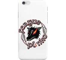 Fergus Plinko iPhone Case/Skin