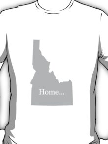 Idaho Home Tee T-Shirt