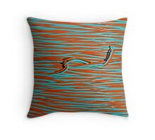 Wired Throw Pillow