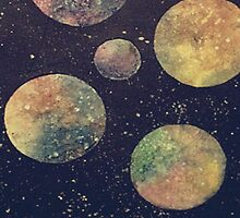 Planets by Mel-777