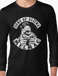 Sons of Aliens: ALF Long Sleeve T-Shirt