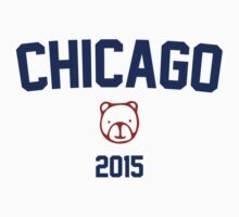 Chicago Cubs 2015 by Go-Cubs