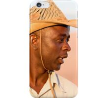 Namibian Guide iPhone Case/Skin