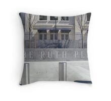 THE NEW YANKEE STADIUM Throw Pillow