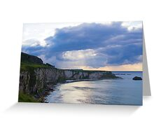 From Carrick-a-Rede Greeting Card