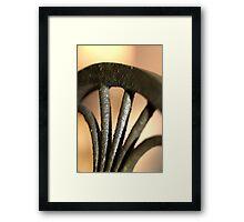 Wrought Framed Print