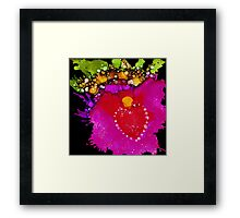 Have A Heart! Framed Print