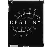 Destiny (White) iPad Case/Skin