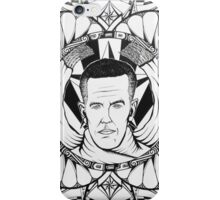 """Jules Dash, AKA: Adam Carolla"" iPhone Case/Skin"