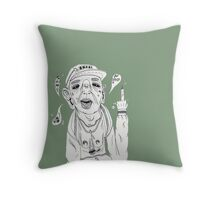 Tyler The Creator Cherry Bomb V1 Throw Pillow