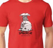 Suupurrrheroes - Spidercat Unisex T-Shirt