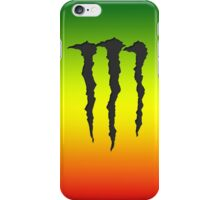 Rasta-Monster iPhone Case/Skin