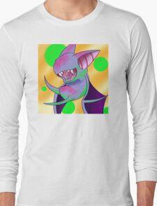 Funky Zubat Long Sleeve T-Shirt