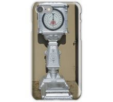 Weight for me!  iPhone Case/Skin