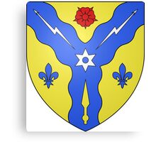 Sherbrooke Coat of Arms Canvas Print