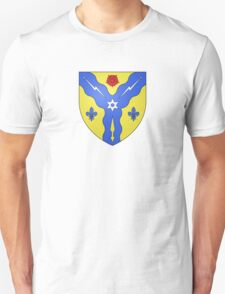 Sherbrooke Coat of Arms Unisex T-Shirt
