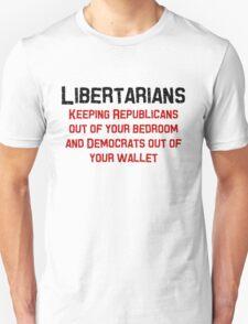 Libertarian Help T-Shirt