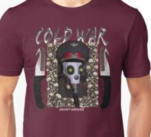 Soviet Officer Gas Mask T Shirt Unisex T-Shirt