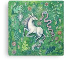 Unicorn Magic Canvas Print