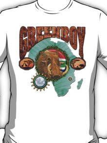 African Warthog T Shirt T-Shirt